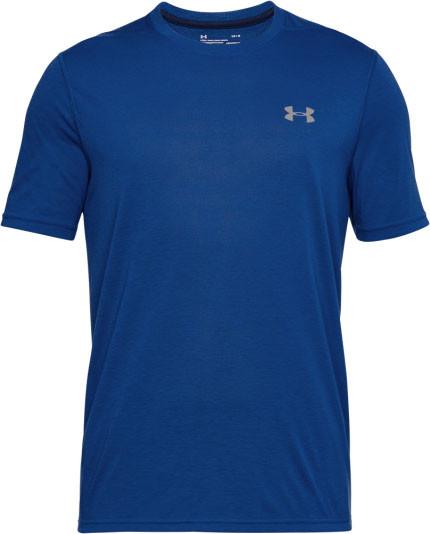 Under Armour Threadborne Fitted T-Shirt - blue