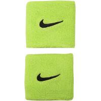 Nike Swoosh Wristbands - atomic green