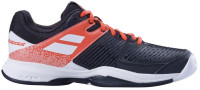 Męskie buty tenisowe Babolat Pulsion All Court Men - black/fluo strike
