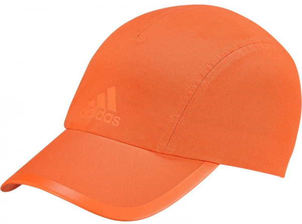 Adidas Run Climalite Cap OSFY - hi-res orange/hi-res orenge/hi-res orange