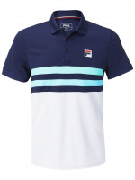 Fila Polo Nelio M - peacoat blue/white