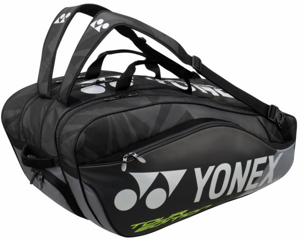 Yonex Pro Racquet Bag 9 Pack - black
