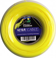 Weiss Cannon Ultra Cable (200 m) - yellow