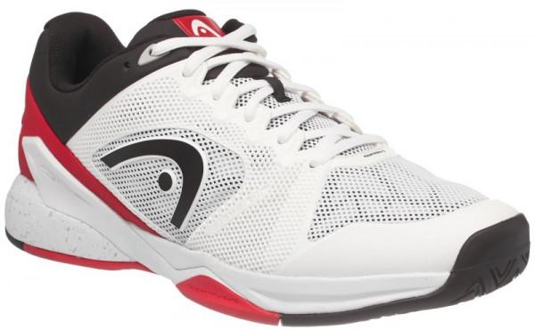 Męskie buty tenisowe Head Revolt Pro 2.5 Men - white/red