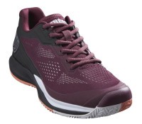 Damskie buty tenisowe Wilson Rush Pro 3.5 W - fig/black/fusion c