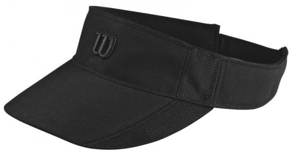 Wilson Women's Visor - black