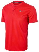Nike Court Dri-Fit Polo Blade - university red/white