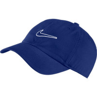 Nike H86 Essential Swoosh Cap - deep royal blue/white