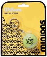 Wilson Minions Keychain - yellow/black
