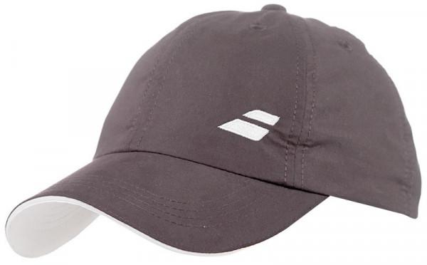 Babolat Basic Logo Cap Junior - dark grey