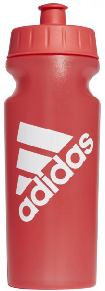 Ūdens pudele Bidon Adidas Performance Bootle 500ml - real coral/white