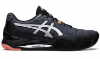 Męskie buty tenisowe Asics Gel-Resolution 8 Clay L.E. Men - black/sunrise red