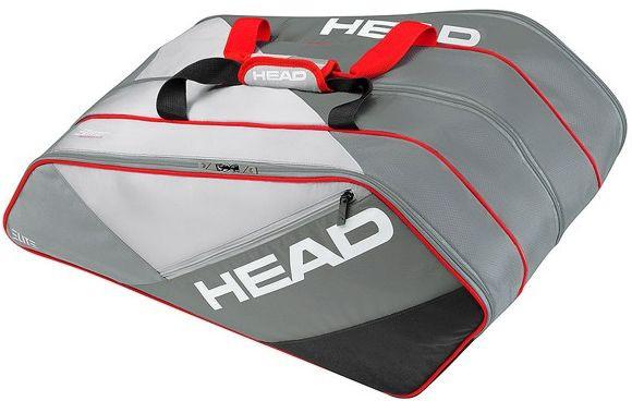 Head Elite 12R Monstercombi - black/red