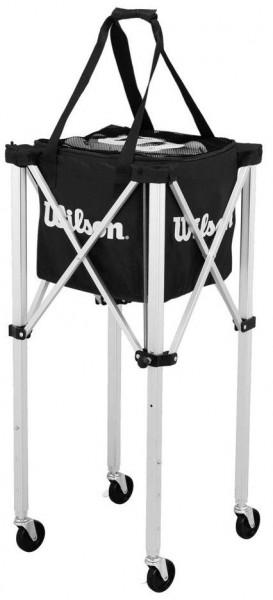 Koszyk na piłki Wilson Tennis Teaching Cart 150