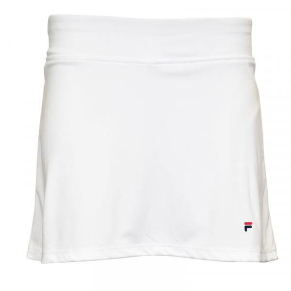 Damska spódniczka tenisowa Fila Skort Anna W - white