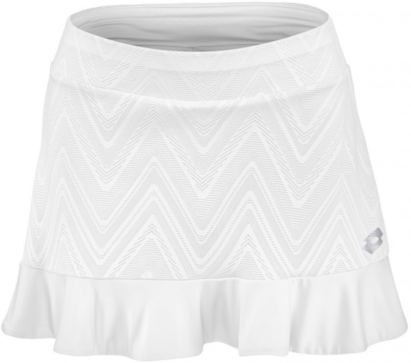 Tenisa svārki sievietēm Lotto Nixia IV Skirt - white