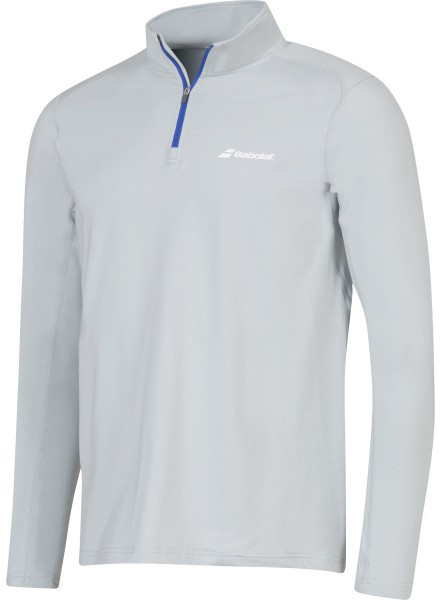 Babolat 1/2 Zip Core Men - grey