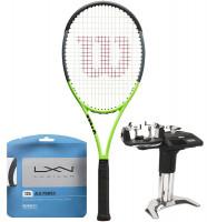 Tenis reket Wilson Blade 98 16x19 V7.0 Reverse + žica + usluga špananja