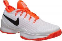 Damskie buty tenisowe Nike WMNS Air Zoom Ultra React - white/black/hyper orange