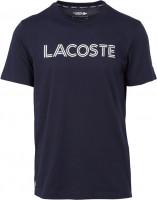 Męski T-Shirt Lacoste Novak Djokovic T-Shirt - navy/black