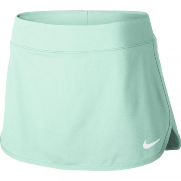 Damska spódniczka tenisowa Nike Court Pure Skirt - igloo/white