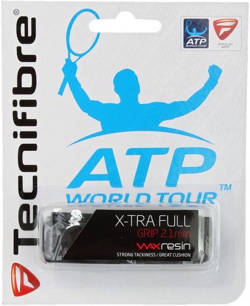 Owijki tenisowe bazowe Tecnifibre X-Tra Full (1 szt.) - black