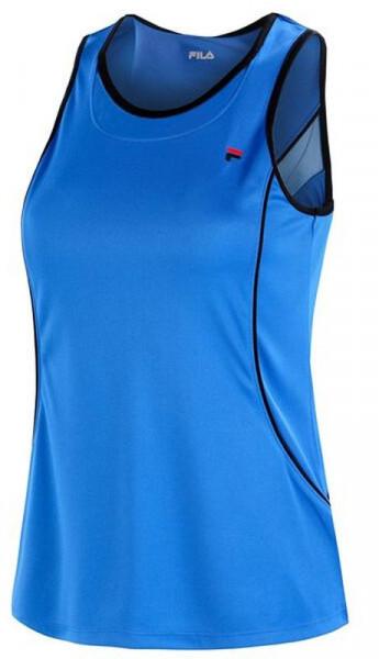 Naiste tennisetopp Fila Top Vivienne W - celestial blue
