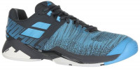 Męskie buty tenisowe Babolat Propulse Blast All Court Men - grey/blue