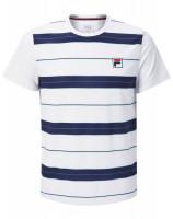 Fila T-Shirt Julian M - peacoat blue/white