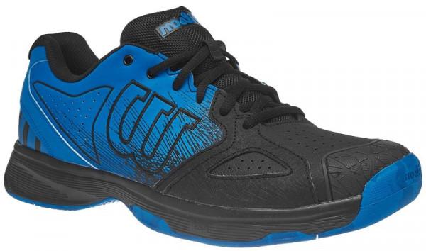 Męskie buty tenisowe Wilson Kaos Devo - black/imperial blue/brilliant blue