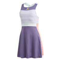Teniso suknelė Adidas Dress Heat Ready - tech purple/shock yellow