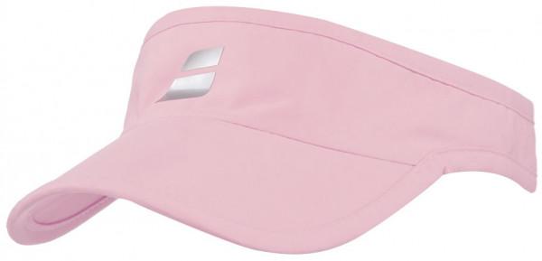 Babolat Visor Junior - light pink