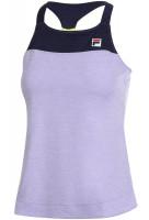 Damski top tenisowy Fila Top Melly W - purple melange