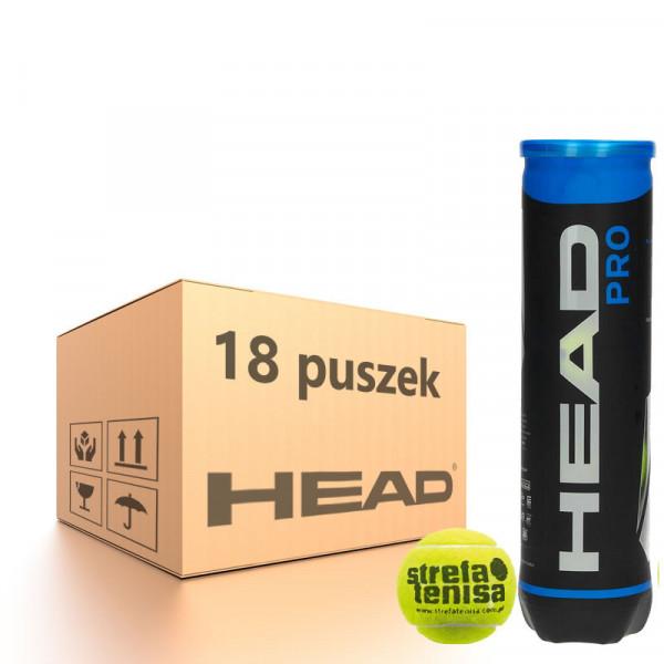 Head Pro LOGO - 18 x 4 szt.