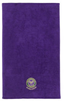 Ręcznik tenisowy Wimbledon Embroidered Guest Towel - purple