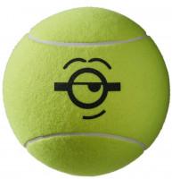 Kamuoliukai autografams Wilson Minions 9 Jumbo ball - yellow