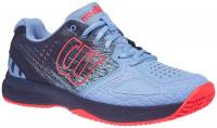 Damskie buty tenisowe Wilson Kaos Comp 2.0 W - placid blue/blueberry/fiery coral