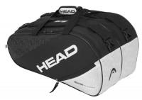 Padelikott Head Elite Padel Supercombi - black/white