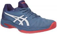 Męskie buty tenisowe Asics Solution Speed FF - azure/white