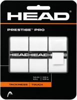 Owijki tenisowe Head Prestige Pro white 3P
