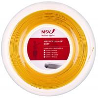 MSV Focus Hex Soft (200 m) - yellow