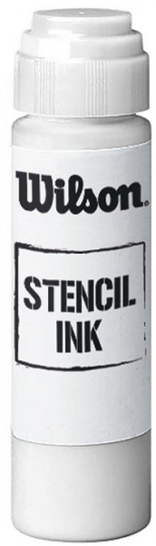 Wilson Stencil Ink - white