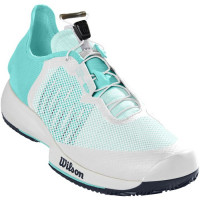 Damskie buty tenisowe Wilson Kaos Rapide Clay W - wht/ablue/outer space
