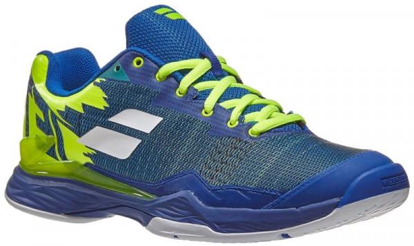 Męskie buty tenisowe Babolat Jet Mach I All Court Men - blue/fluo areo