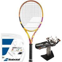 Teniso raketė Babolat Pure Aero RAFA 2020 + stygos + tempimas