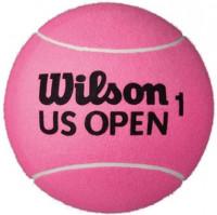 Lopta za autograme Piłka Mini Gigant Wilson US Open Jumbo Ball - pink