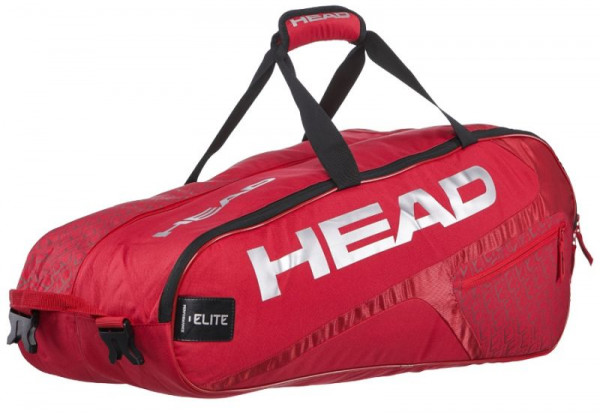 Head Elite 9R Supercombi - red/red