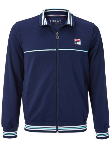 Męska bluza tenisowa Fila Jacket Lio M - peacoat