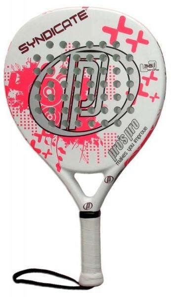 Padelio raketė Pro's Pro Racket Syndicate