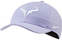 Czapka tenisowa Nike Rafa U Aerobill H86 Cap - purple pulse/white